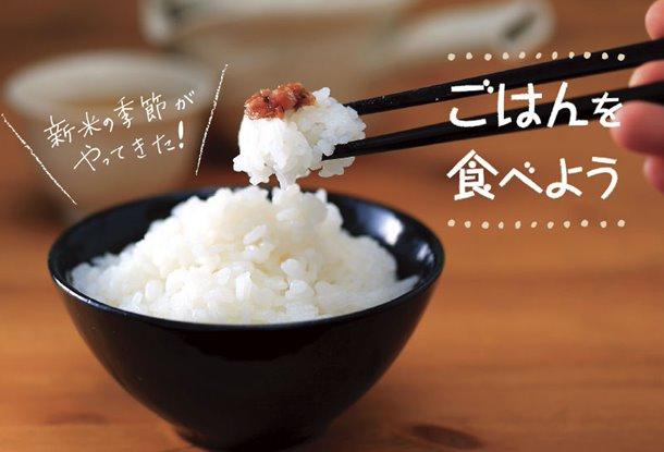 Chatレシピ「ご飯を食べよう」